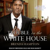 Trouble in the White House by  Brenda Hampton audiobook