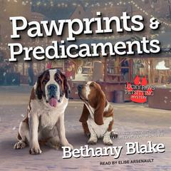 Pawprints & Predicaments by Bethany Blake audiobook