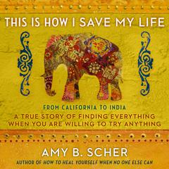 This Is How I Save My Life by Amy B. Scher audiobook