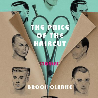 The Price of the Haircut by Brock Clarke audiobook