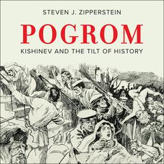 Pogrom by Steven J. Zipperstein audiobook