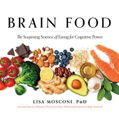 Brain Food by Lisa Mosconi audiobook