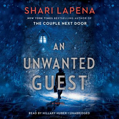 An Unwanted Guest by Shari Lapeña audiobook