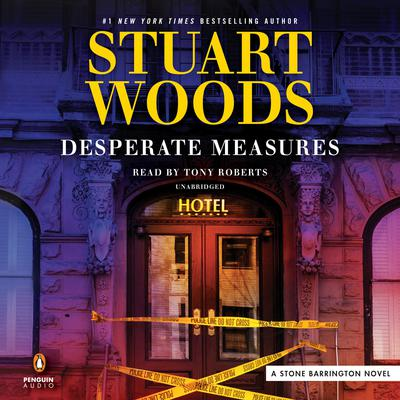 Desperate Measures by Stuart Woods audiobook