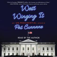 West Winging It by Pat Cunnane audiobook