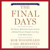 The Final Days by  Carl Bernstein audiobook