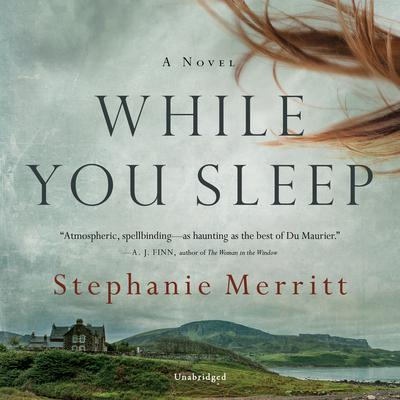 While You Sleep by Stephanie Merritt audiobook