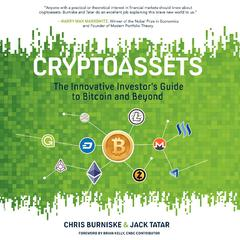 Cryptoassets by Chris Burniske audiobook