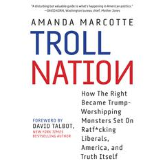 Troll Nation by Amanda Marcotte audiobook