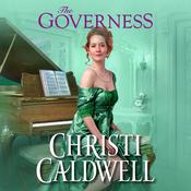 The Governess by  Christi Caldwell audiobook
