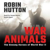 War Animals by  Robin Hutton audiobook