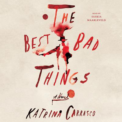 The Best Bad Things by Katrina Carrasco audiobook