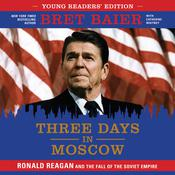 Three Days in Moscow Young Readers' Edition by  Catherine Whitney audiobook