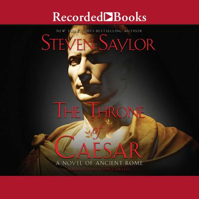 The Throne of Caesar by Steven Saylor audiobook