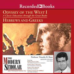 Odyssey of the West I by Timothy B. Shutt audiobook