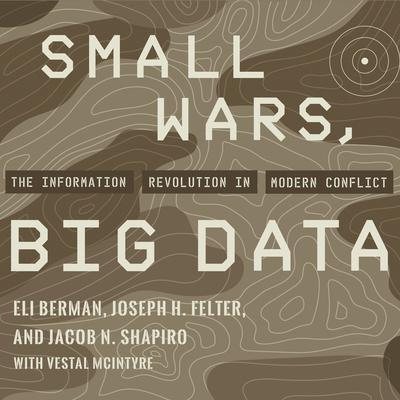 Small Wars, Big Data by Eli Berman audiobook