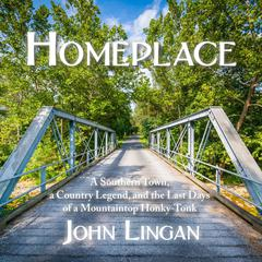 Homeplace by John Lingan audiobook
