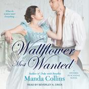 Wallflower Most Wanted by  Manda Collins audiobook