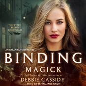 Binding Magick by  Debbie Cassidy audiobook