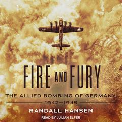 Fire and Fury by Randall Hansen audiobook