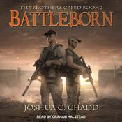 Battleborn by  Joshua C. Chadd audiobook