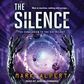 The Silence by  Mark Alpert audiobook