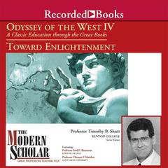 Odyssey of the West IV by Timothy B. Shutt audiobook