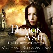 Demon Ash by  Becca Vincenza audiobook
