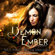 Demon Ember by  Becca Vincenza audiobook