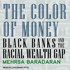 The Color of Money by Mehrsa Baradaran audiobook