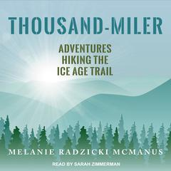 Thousand-Miler by Melanie Radzicki McManus audiobook