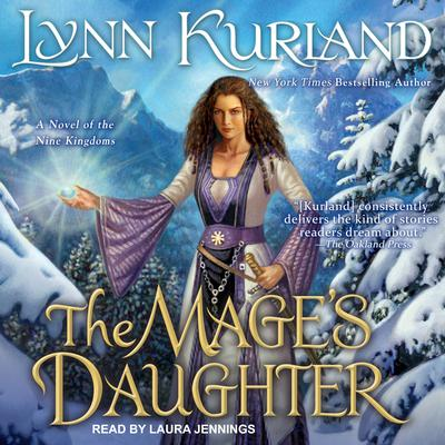 The Mage's Daughter by Lynn Kurland audiobook