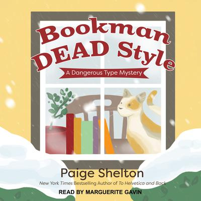 Bookman Dead Style by Paige Shelton audiobook