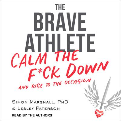 The Brave Athlete by Simon Marshall audiobook
