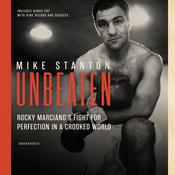 Unbeaten by  Mike Stanton audiobook