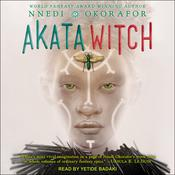 Akata Witch by  Nnedi Okorafor audiobook