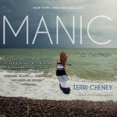 Manic by Terri Cheney audiobook