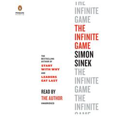 The Infinite Game by Simon Sinek audiobook