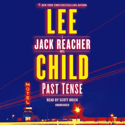 Past Tense by Lee Child audiobook