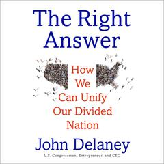 The Right Answer by John K. Delaney audiobook