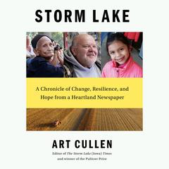 Storm Lake by Art Cullen audiobook