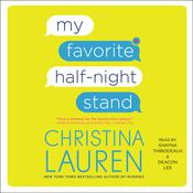 My Favorite Half-Night Stand by  Christina Lauren audiobook