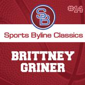 Sports Byline: Brittney Griner by  Ron Barr audiobook