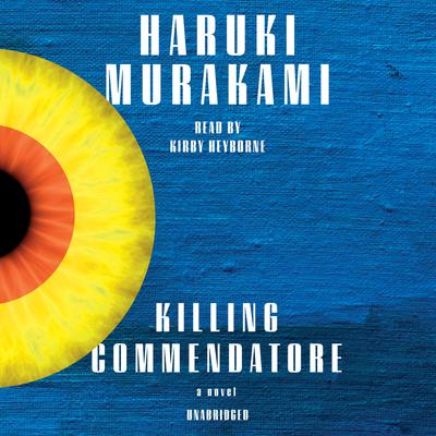 Killing Commendatore by Haruki Murakami audiobook