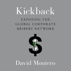 Kickback by David Montero audiobook