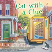 Cat With a Clue by  Laurie Cass audiobook