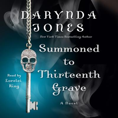 Summoned to Thirteenth Grave by Darynda Jones audiobook