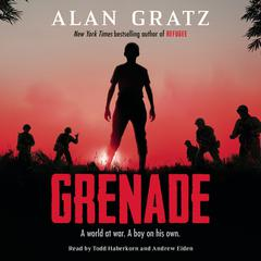 Grenade by Alan Gratz audiobook