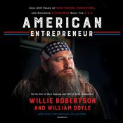 American Entrepreneur by  Willie Robertson audiobook