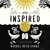 Inspired by  Rachel Held Evans audiobook